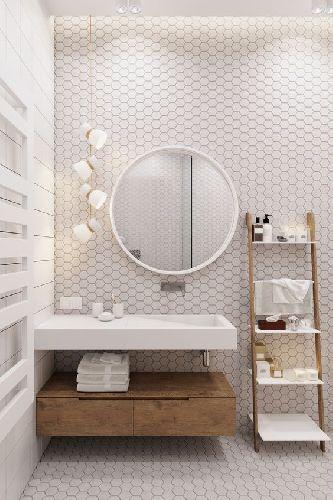 HDBM - Hexa matt fehér kerámia mozaik