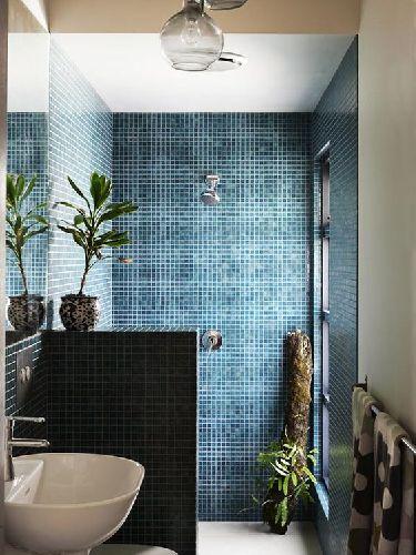 Mozaik csempe - DCO-Calamary / Vízmintás üvegmozaik - üvegmozaik