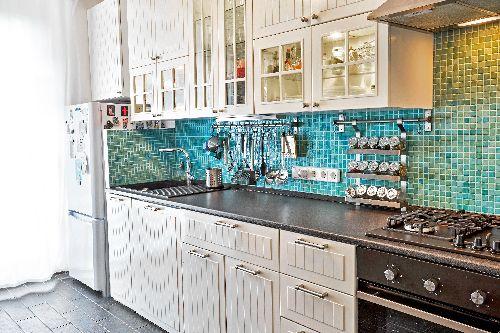 Mozaik csempe - DCRP-gia - üvegmozaik
