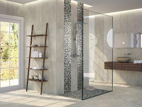 Mozaik csempe - kassiani - üvegmozaik