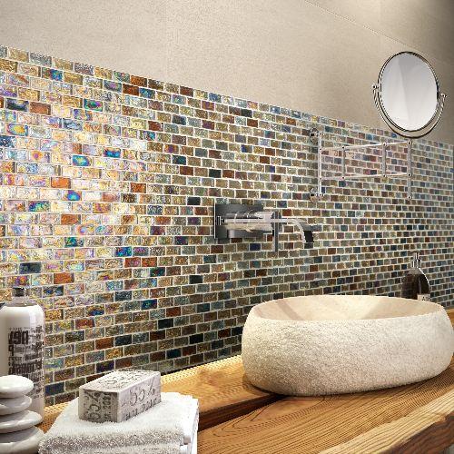 Mozaik csempe - Dune Magic - üvegmozaik