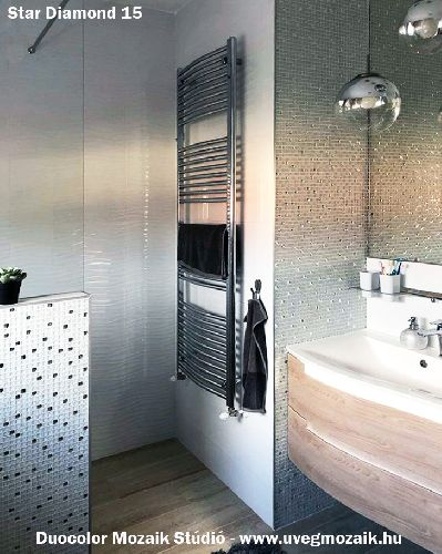 Mozaik csempe - DCA-Star Diamond - üvegmozaik