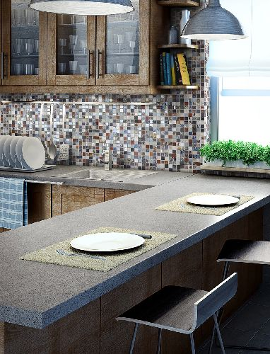 Mozaik csempe - DCO-Elb - üvegmozaik