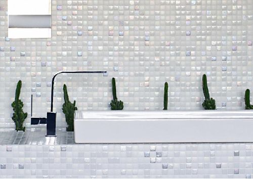 Mozaik csempe - DCH-Funky - üvegmozaik