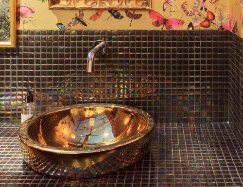 Mozaik csempe - Jazz - üvegmozaik