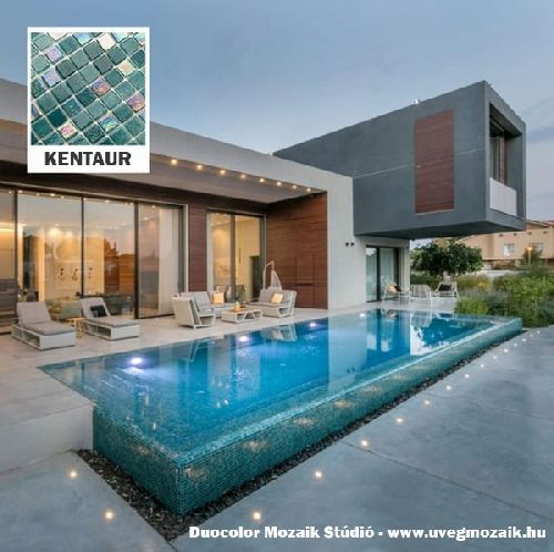 Mozaik csempe - KENTAUR - üvegmozaik
