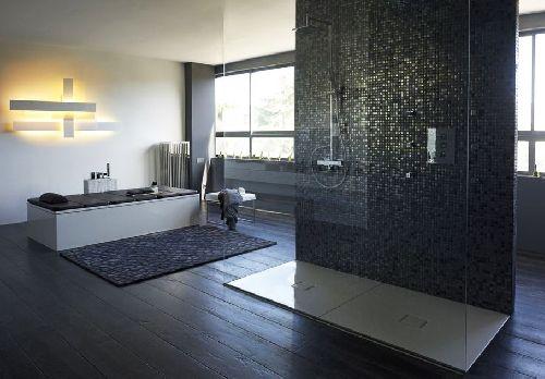 Mozaik csempe - DCH-Rocky - üvegmozaik