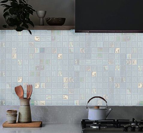 Mozaik csempe - Virgo maxi - üvegmozaik